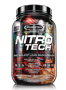 MuscleTech Nitro Tech 2lbs