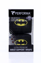 Load image into Gallery viewer, DC Comics Performa Batman Wrist Wrap