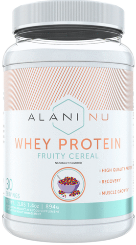 Alani Nu Whey Protein 903g