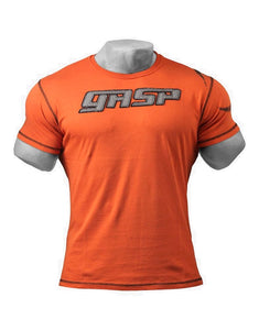 Gasp Pro Logo Tee Flame