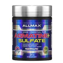 Load image into Gallery viewer, Allmax Agmatine Sulfate 34g