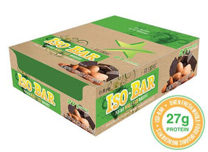 Fit Stars Iso-Bar 12x80g