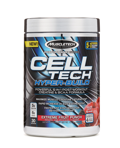 MuscleTech Cell Tech Hyper Build 488g