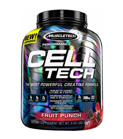 MuscleTech Cell Tech 6lbs