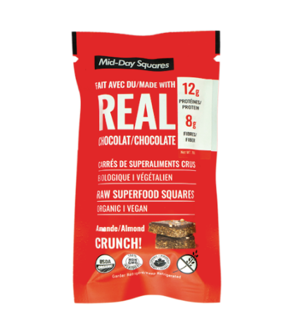 Mid-Day Square Almond Crunch 12x70g