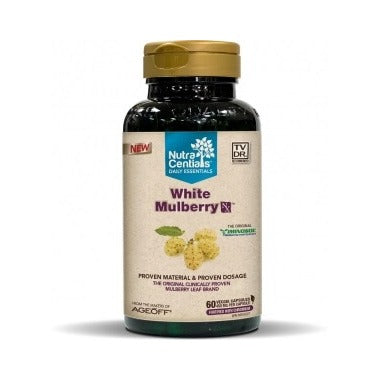 NutraCentials White Mulberry 60 V-Caps