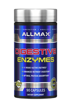 Load image into Gallery viewer, Allmax Digestives Enzymes 90 caps