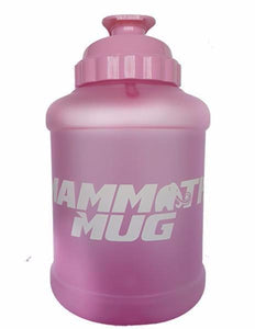 Mammoth Mug 2.5 l. Frosted Pink