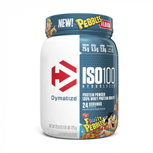 Load image into Gallery viewer, Dymatize Iso-100 1.6lbs