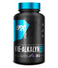 Load image into Gallery viewer, EFX Sports Kre-Alkalyn 120 caps