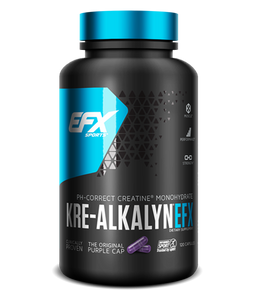 EFX Sports Kre-Alkalyn 192 caps