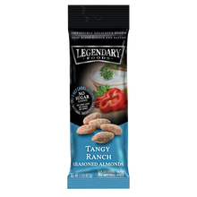 Load image into Gallery viewer, Legendary Food Seasoned Almonds 43g