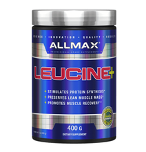 Load image into Gallery viewer, Allmax Leucine 400g