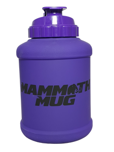 Mammoth Mug 2.5 l. Matte Purple