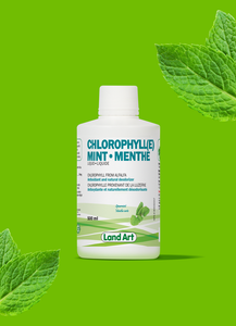 Land Art Chlorophyll Liquid 500ml