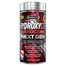 Load image into Gallery viewer, MuscleTech Hydroxycut 100 caps