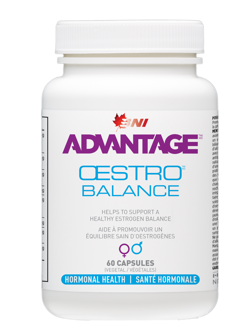 Advantage Oestro Balance 60 caps