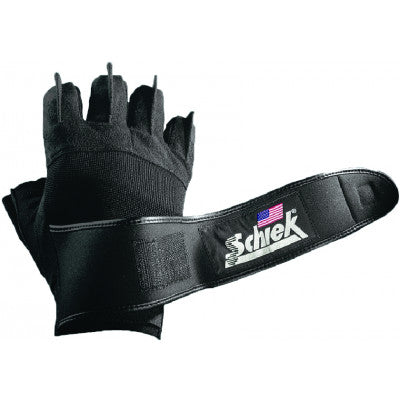 Schiek Lifting Gloves model 540 with Wrist Wraps