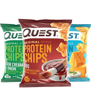Quest Nutrition Protein Chips 32g