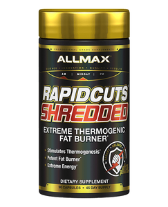 Allmax Rapidcuts Shredded 90 caps