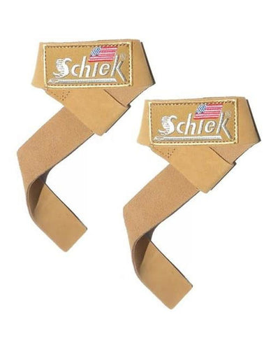 Schiek Leather Lifting Straps