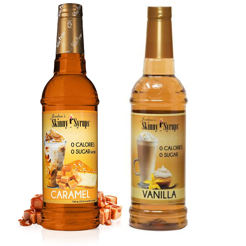 Skinny Syrups 750ml Duo Stack