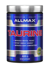 Load image into Gallery viewer, Allmax Taurine 400g