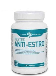 Tested Nutrition Anti Estro 120 caps