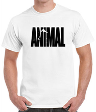 Load image into Gallery viewer, T-Shirt Animal/Vikings White
