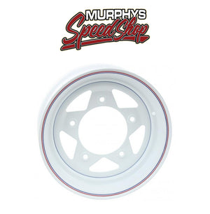 EMPI 10-1015 WHITE SPOKE 5 LUG / 6in WIDE