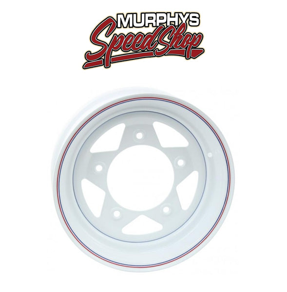 EMPI 10-1016 WHITE SPOKE 5 LUG / 7in WIDE