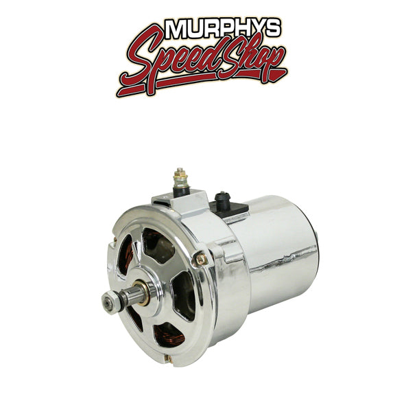 EMPI 9453-7 ALTERNATOR, 75 Amp, For Aircooled VW, Chrome