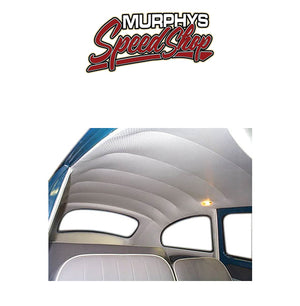 EMPI 4394 HEADLINER KIT, Fits Beetle 58-67, Black