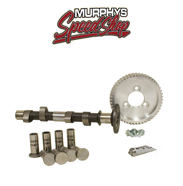 EMPI 23-4110 CAMSHAFT KIT, .430 Lift, 284 Duration, Hot Street/Dunes