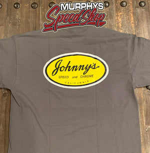 Johnny's Speed and Chrome™  Shirt