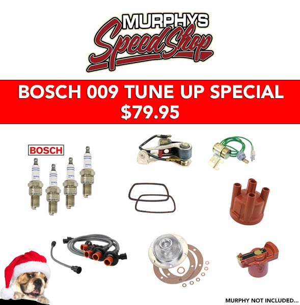 BOSCH 009 - Tune UP Package