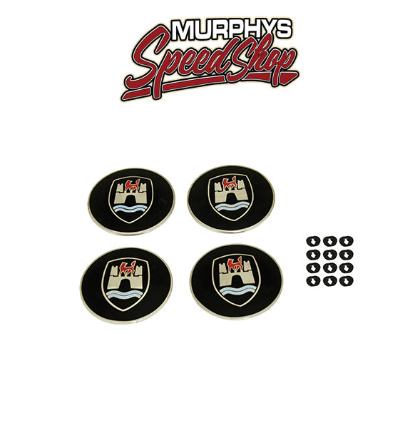 EMPI 10-1078 Wolf Crest, Set of 4 w/Retainers