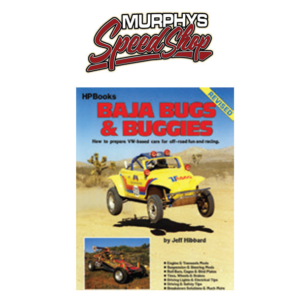EMPI 11-0205 BAJA BUG'S AND BUGGIES HOW TO BOOK
