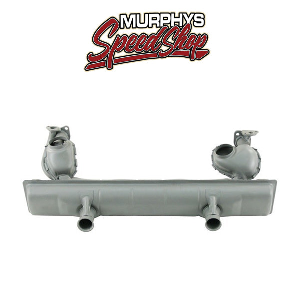 EMPI 95-3003-B 1966-1971 Stock Bug Muffler For 1300-1600cc Vw Air-cooled Engines