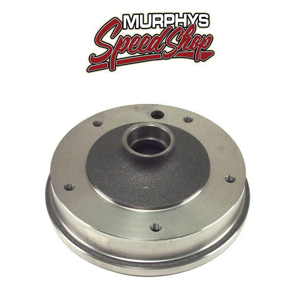 EMPI 113-405-615A Vw Front Brake Drum, Type 1 Bug & Karmann Ghia 1958-65