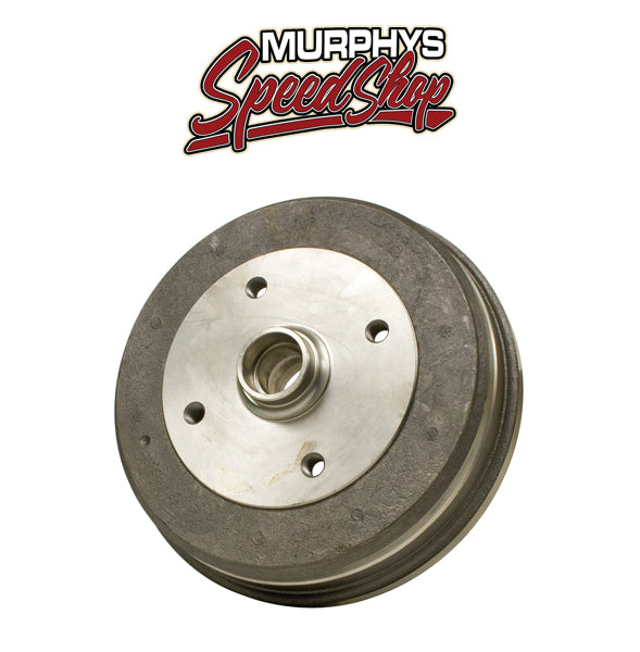 EMPI 113-405-615H Vw Front Brake Drum, Type 1 Super Beetle 1971-79