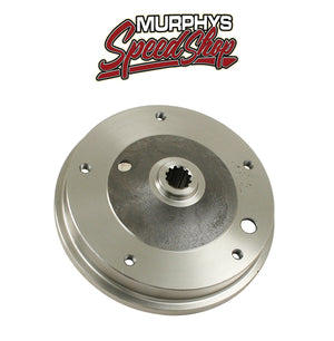 EMPI 113-501-615D Vw Rear Brake Drum Type 1 Bug & Karmann Ghia 1958-67