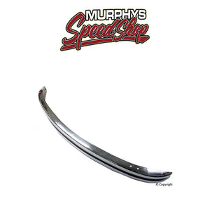 EMPI 113-707-103D FRONT BUMPER, Chrome, For Beetle 68-73