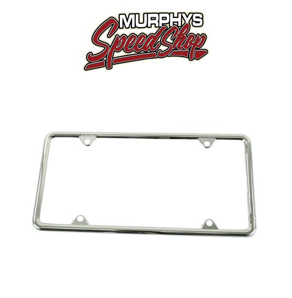 EMPI 15-2050 Chrome License Plate Frame