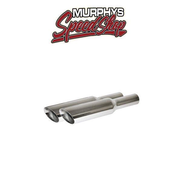EMPI 16-9535 Chrome Tips, Pair