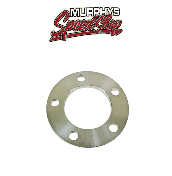 "EMPI 16-9915 Aluminum 3/8"" Thick Wheel Spacer For 5X112 Lug Bolt Pattern,Pair"
