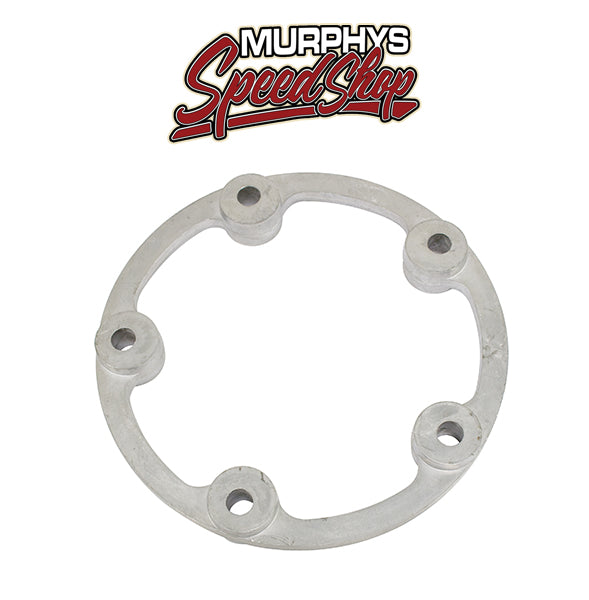 "EMPI 16-9930 Aluminum 1"" Thick Wheel Spacer For 5X205 Lug Bolt Pattern,Pair"