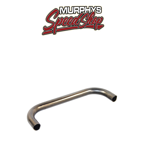 EMPI 17-2748 GRAB HANDLE, 90 Degrees, Weld On, Raw Steel