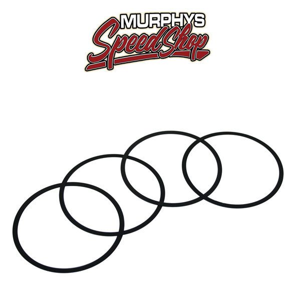 EMPI 21-6090 Vw 85.5mm Piston Barrel Shims .090 Thick Set Of 4