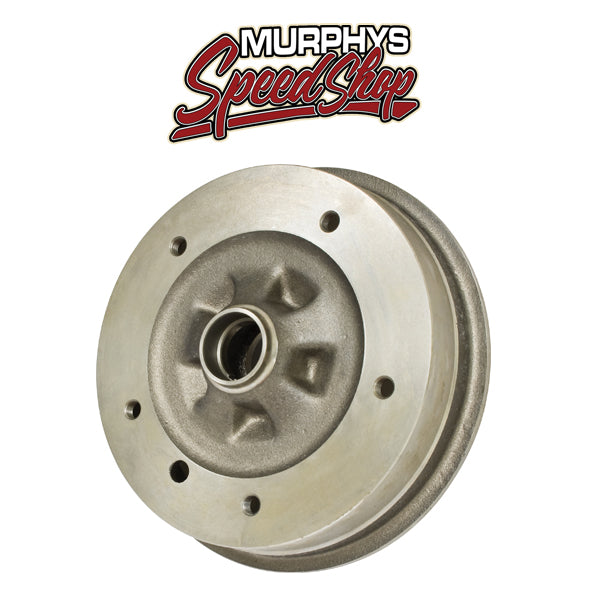 EMPI 211-405-615C Vw Front Brake Drum, Type 2 Vw Bus 1964-70
